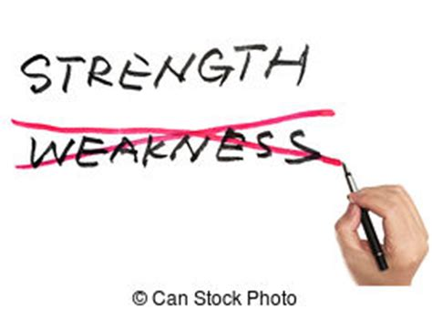 Strength and weaknesses essay